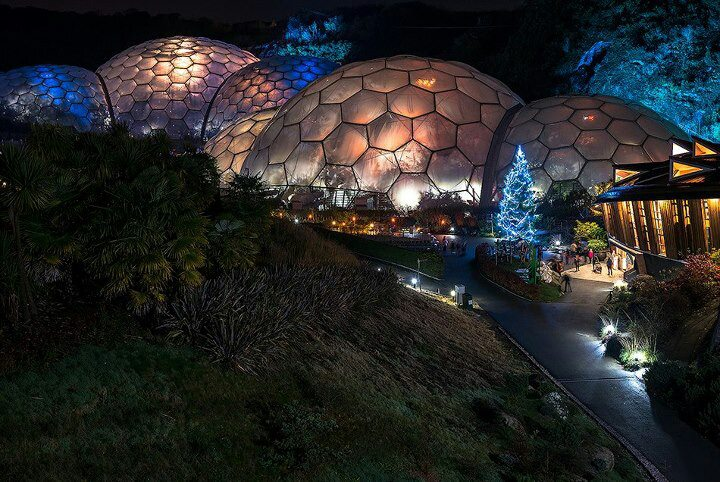 Eden Project Time Of Gifts 2012