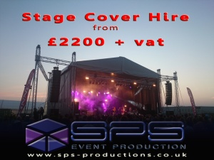 Festival Stage Hire Prices